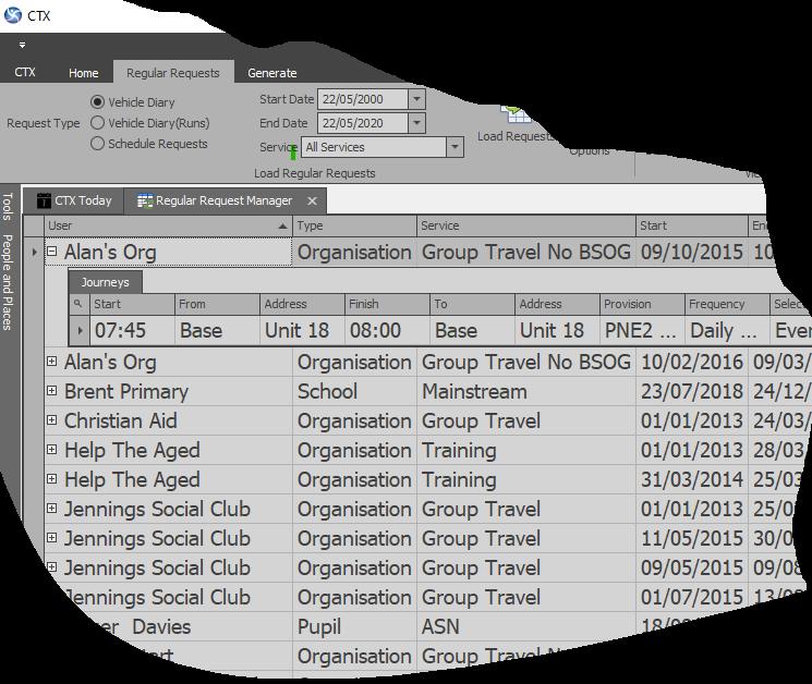 Run Manager ScreenShot